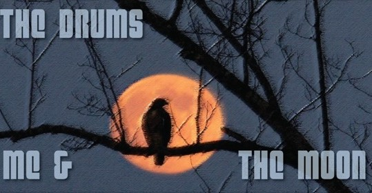 The Drums-Me and the Moon