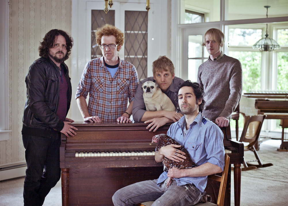 Blitzen Trapper: Competition