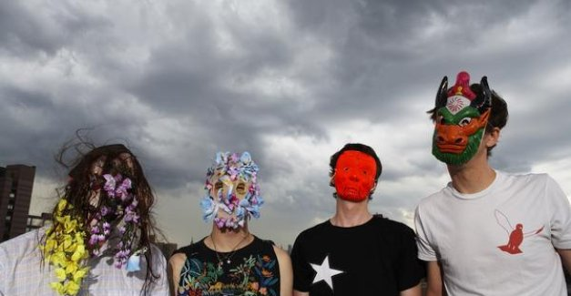 Gig of the Week: Animal Collective, Enmore Theatre