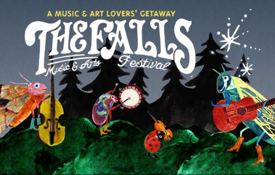 Falls Festival 2012: Line-up (Part 1)