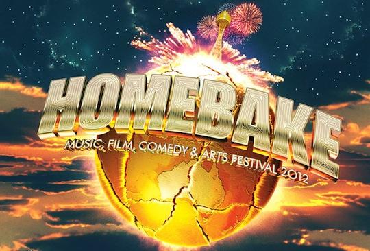 Homebake: 2012 Line-up