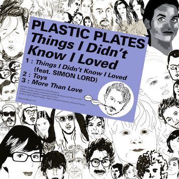 Plastic Plates: Things I Didn't Know I Loved [EP Stream]