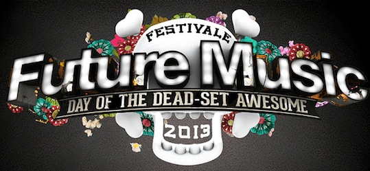 Future Music Festival: 2013 Line-up