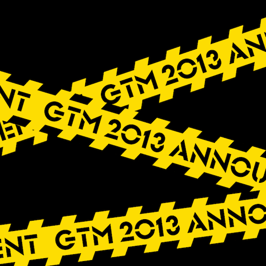 Groovin' the Moo 2013: Line Up Announcement