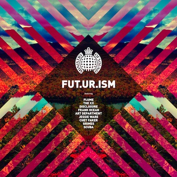 Ministry of Sound: FUTURISM [CD Giveaway]