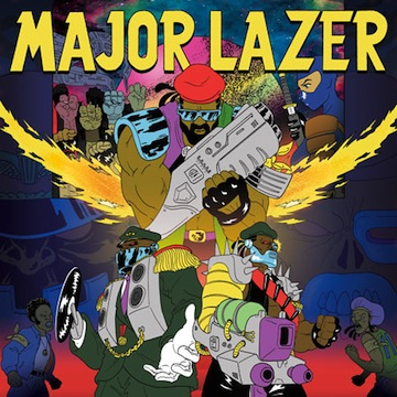 Major Lazer: Scare Me (ft. Peaches & Timberlee) [New Single]