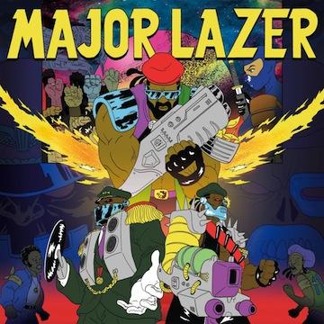 Major Lazer: Free The Universe  [Album Release]