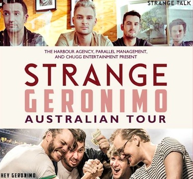 Strange Talk: Strange Geronimo Tour @ Beach Road Hotel [Gig Review]