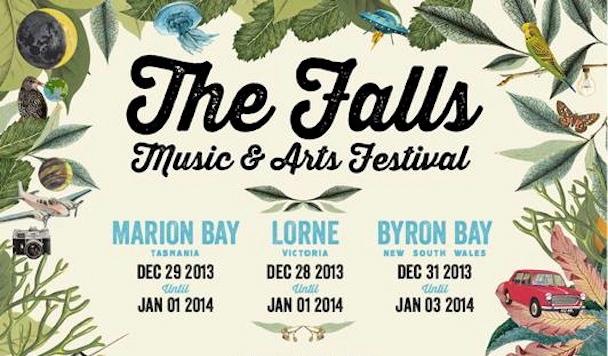 Falls Festival 2013/2014: Line-up Announcement