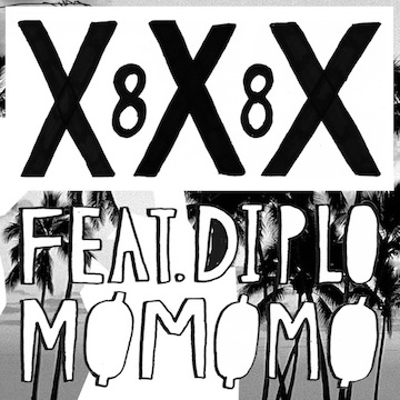 MØ & DIPLO: XXX 88 [New Single]