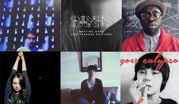 Non-MixTape Mixes: Party Time, Kaytranada, edapollo, Superhumanoids