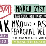 MUM, The World Bar, Tink, MKO, Astrix, Fearghal Delicious