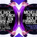 Back Back Forward Punch - Michelle Xen