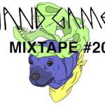 Hand Games - MIXTAPE #20 APR - acid stag