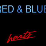 Harts - Red & Blue - acid stag