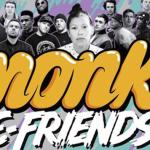 Monki & Friends - EP 2 (ft. Kidnap Kid, Sinden + Joe Goddard) - acid stag
