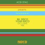 Nu Disco Your Disco Mix, acid stag