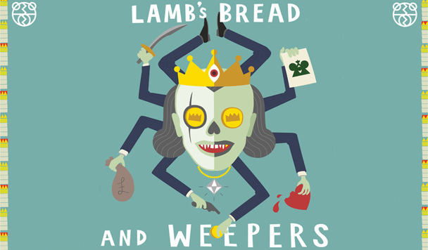 The 2 Bears: Lamb's Bread and Weepers EP  [Stream]