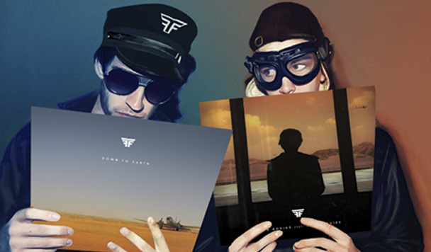 Flight Facilities – Down to Earth  [Album Review]