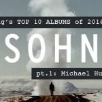 Top 10 Albums - Tensnake, Hercules & Love Affair, Bertie Blackman, Tinashe, Zoot Woman, Kelis, Gorgon City, Basement Jaxx, Kele, SOHN - acid stag