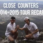 Close Counters - Aussie Tour Recap - acid stag